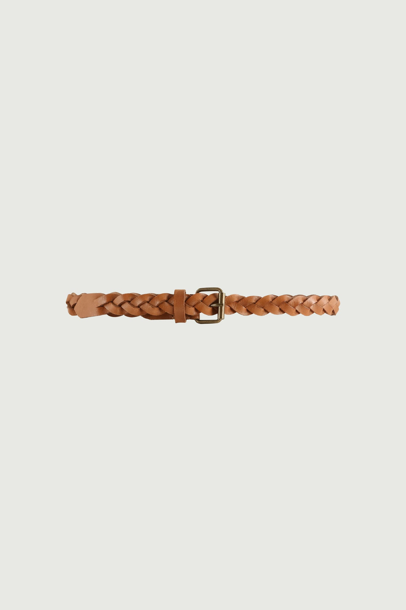 Soeur - Grand Tresse - belt - camel