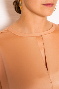 Forte Forte - 7537 My Shirt - blouse - blush