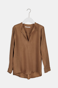 Humanoid - Demie - blouse - mocca