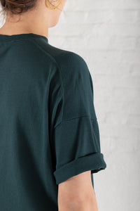 Roberto Collina - E39021 - top - green