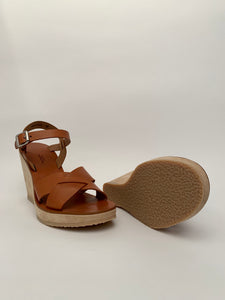 APC - Juliette - shoe - noisette