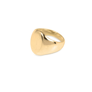 Wouters & Hendrix - RSC00015 - signet ring- gold