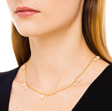Load image into Gallery viewer, Wouters & Hendrix - NSC00037 - freshwater pearl necklace - silver