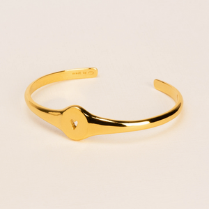 Wouters & Hendrix - BLC00201 - bangle bracelet - gold