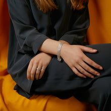 Load image into Gallery viewer, Martine Viergever - Bracelet - The Ritz - silver