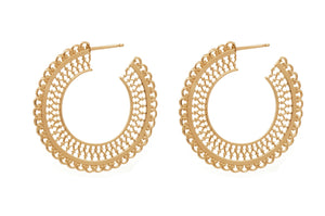 Wouters & Hendrix - ESC01600 - hoops - gold