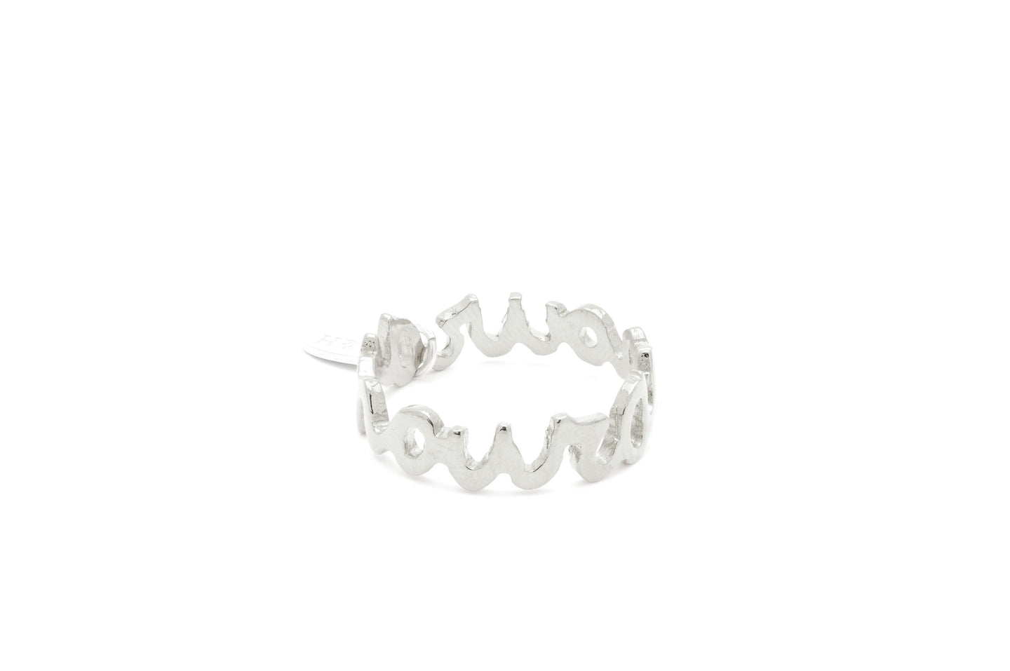 Wouters & Hendrix - RSC022 - amour ring - silver