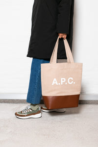APC - Axel - bag - noisette