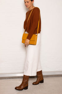 Christian Wijnants - Akesh - bag  - ochre
