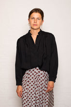 Load image into Gallery viewer, Christian Wijnants - Tugela - blouse - black