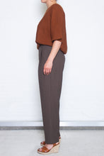 Load image into Gallery viewer, Delikatessen - Trouser D255/18B - brown