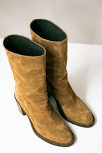 Load image into Gallery viewer, Officine Creative boot laars aimee 004 oliver almond suede Zolamanola Utrecht