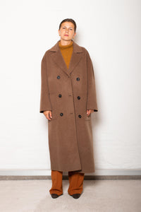 Vanessa Bruno - Partheo - coat - taupe