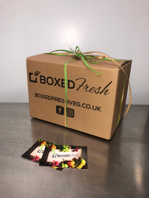 Gift Fruit Box - Christmas Delivery