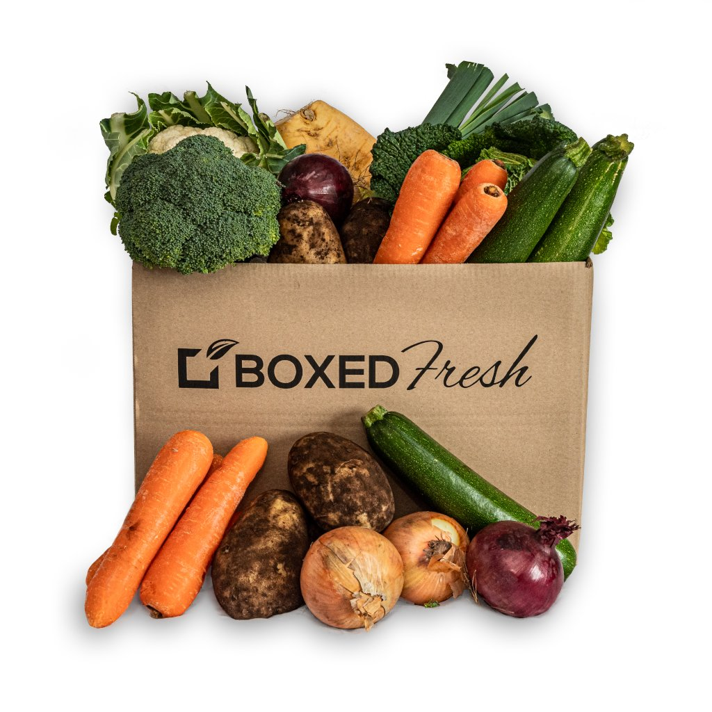 Family Veg Box (4-6 people)