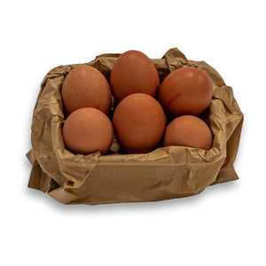 Local Free Range Eggs - Christmas Delivery