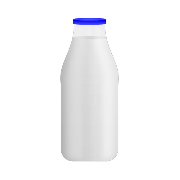 Full Fat Milk (1 Pint - Glass Bottle) - Christmas Delivery