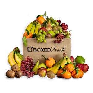 80 Piece Fruit Box