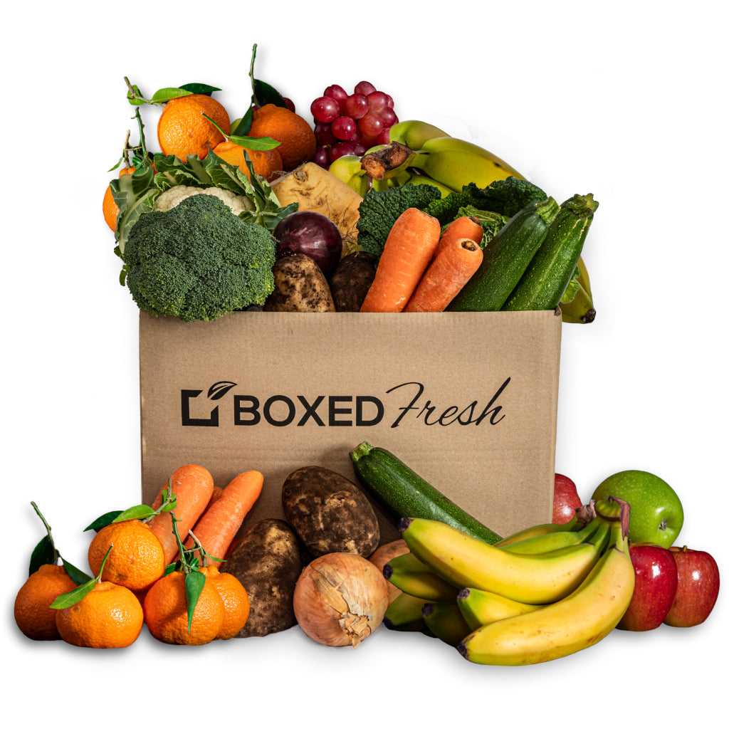 Family Fruit & Veg Box (4-6 people)