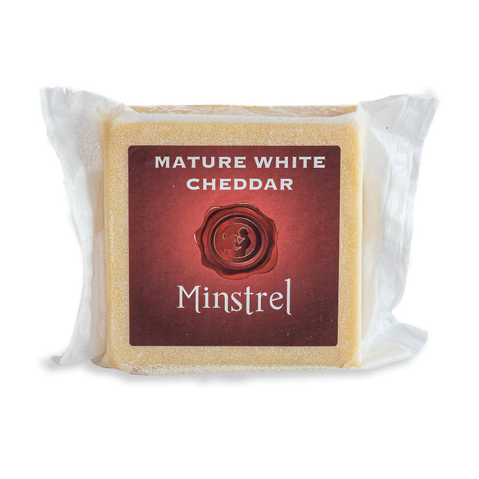 Minstral Mature Cheddar Cheese - Christmas Delivery