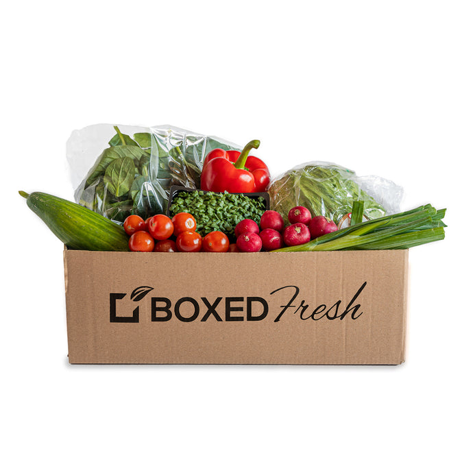 Salad Box - Christmas Delivery