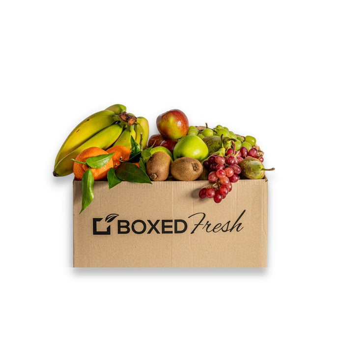33 Piece Fruit Box