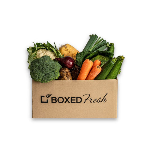 Couple's Veg Box (2-3 people)