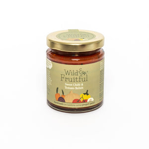 Wild and Fruitful - Sweet Chilli and Tomato Relish (210g)