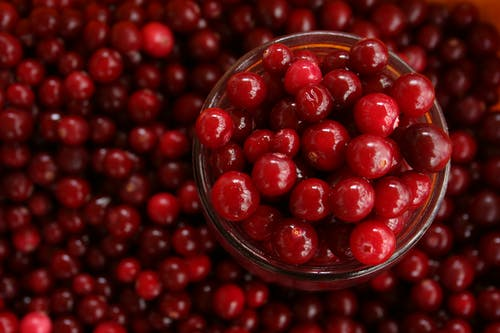 Pack of Fresh Cranberries - Christmas Delivery
