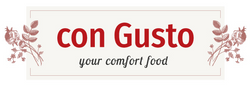 Con Gusto  - Your comfort food