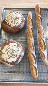 Baking Bread with Ancient Grains