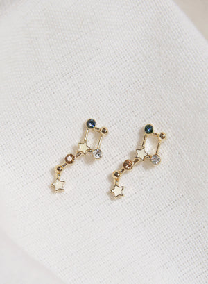 Ursa Constellation Earrings