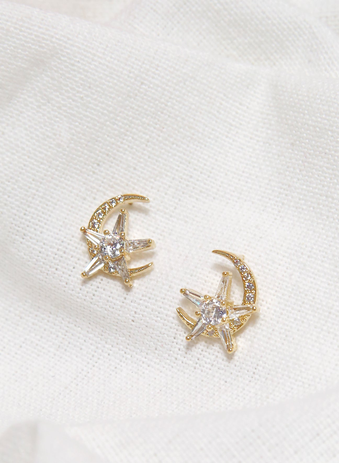 Luna Estrella Earrings