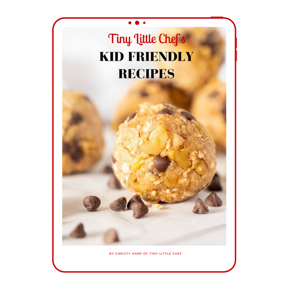 Kid Friendly Recipes eCookbook