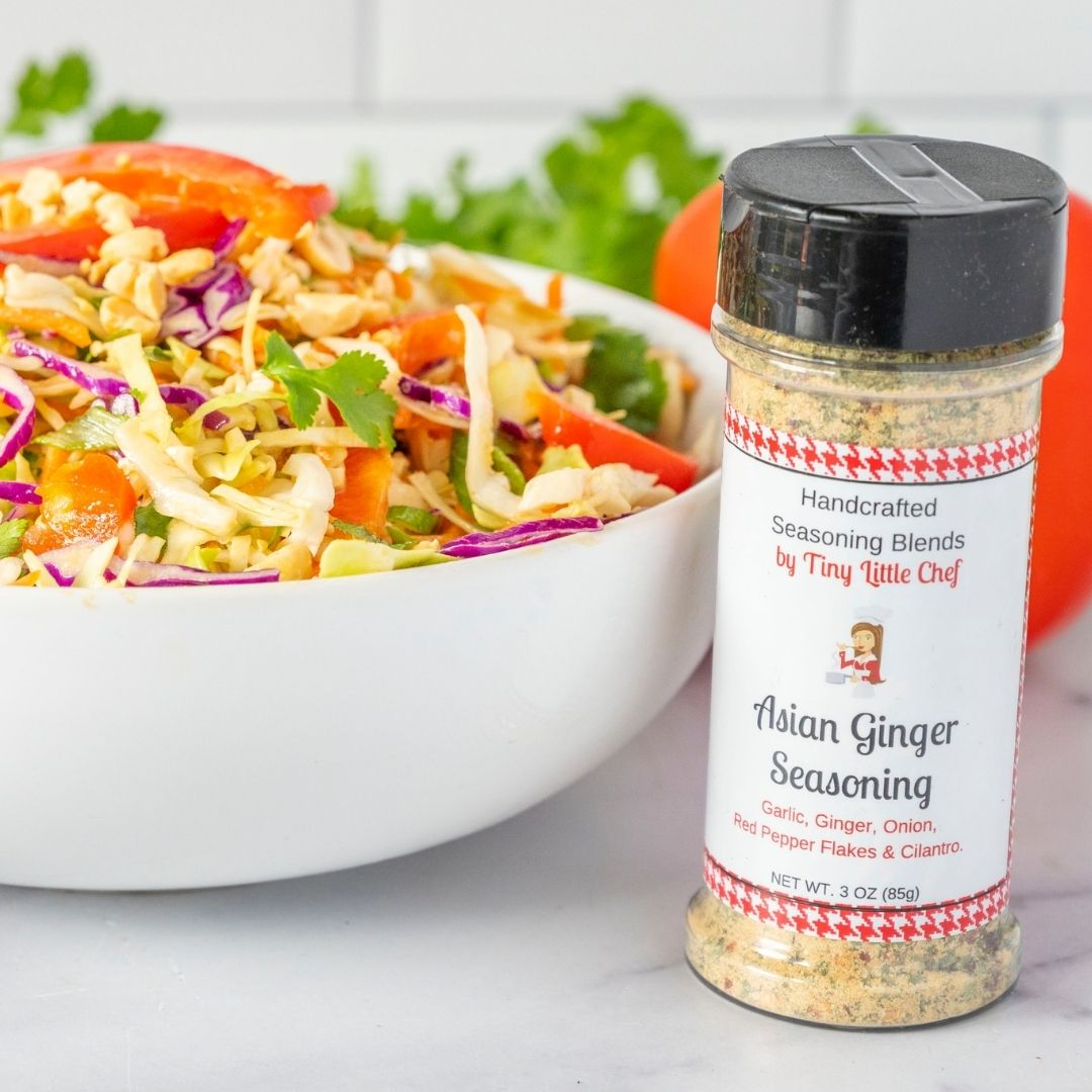 Asian Ginger Seasoning