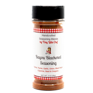 Bayou Blackened Seasoning