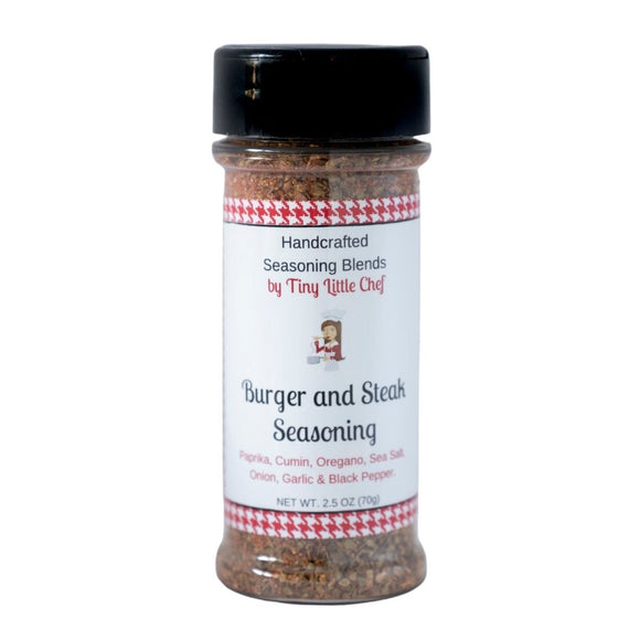 Burger and Steak Seasoning (formerly The Ultimate Steak Rub)