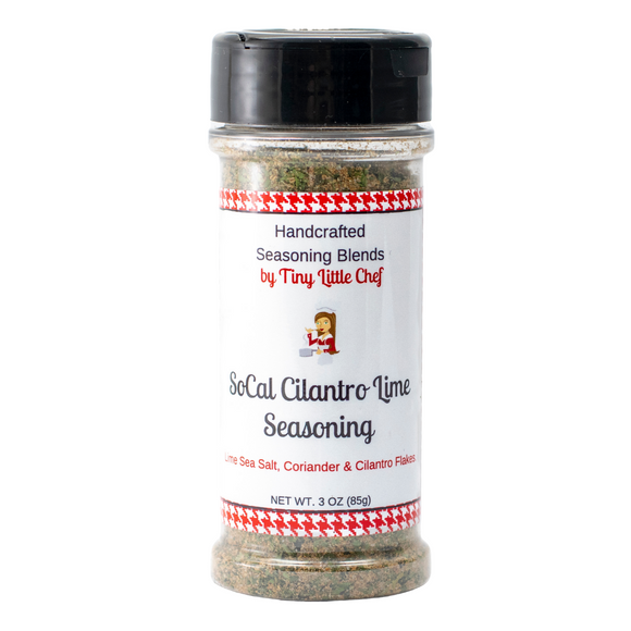 SoCal Cilantro Lime Seasoning