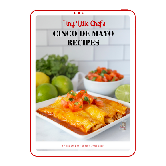 Cinco de Mayo Recipes eCookbook