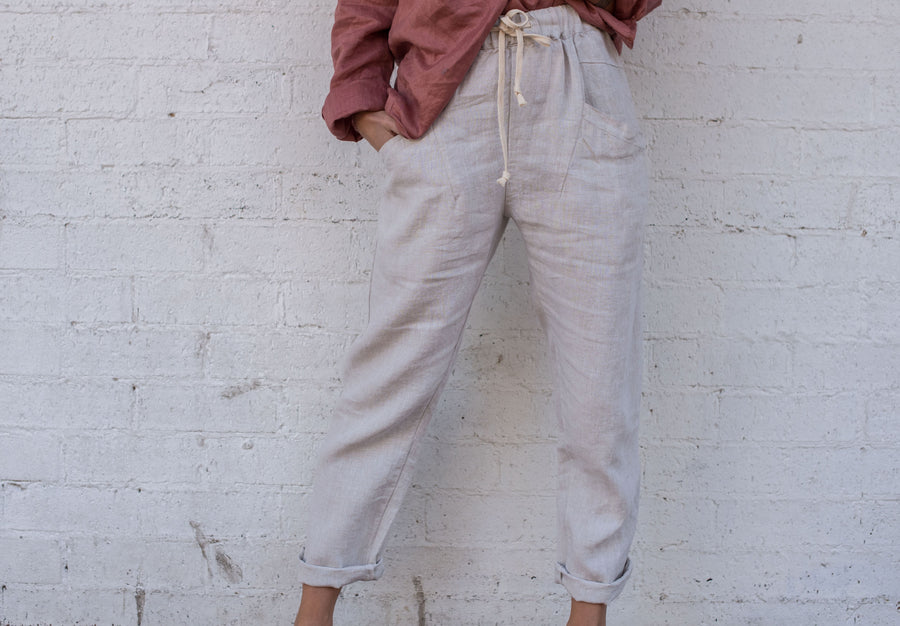 Isabella Pant Natural