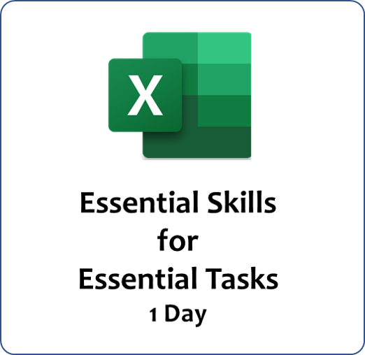 Excel Level 1 - Essentials