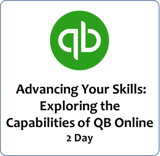 QuickBooks Level 2 - Exploring Capabilities