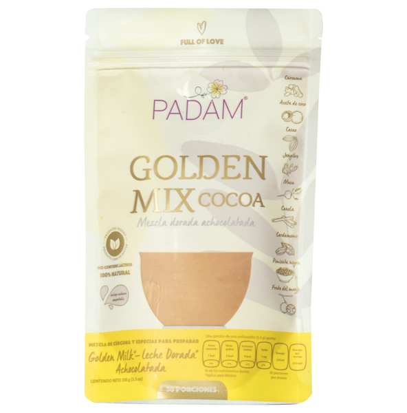 Golden Mix Cocoa x 100 gr. -PADAM-