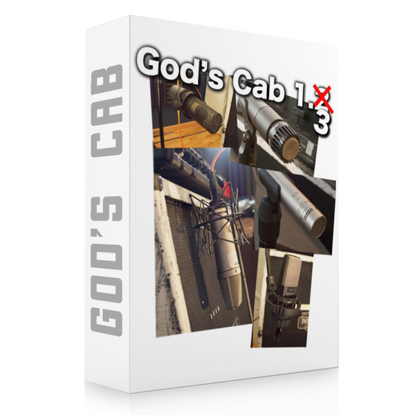 God's Cab - Wilkinson Audio