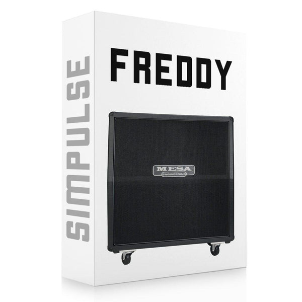 Simpulse Freddy - Wilkinson Audio