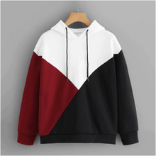 Load image into Gallery viewer, Tri-Colored Hoodie