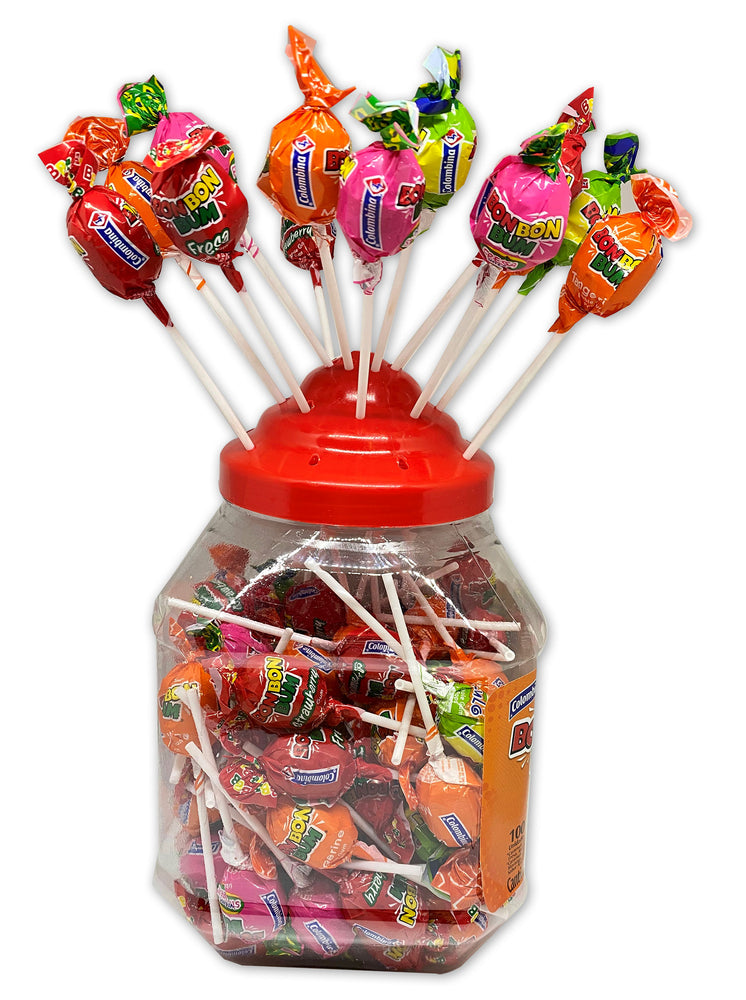 Bon Bon Bum Lollies (Stk. 18 g)