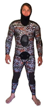 Load image into Gallery viewer, Catshark Brown Commercial 6mm Wetsuit