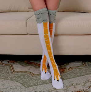 Funny Chicken Stockings