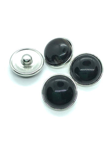 Basic Black Snap 20mm